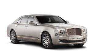 Bentley Unveils First Plug-in Hybrid Concept