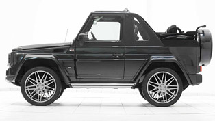 Brabus Mercedes-Benz G500 Convertible