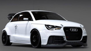 EKS Audi S1 - FIA World Rallycross Championship