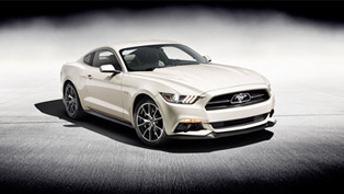 Ford Mustang GT 50 Year Limited Edition Debuts In New York