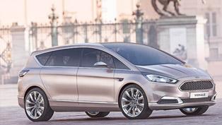 Ford Reveals S-MAX Vignale Concept