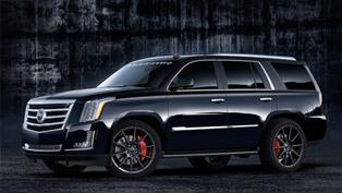 Hennessey Performance Upgrades 2015 Cadillac Escalade