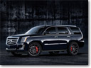 Hennessey Performance Upgrades 2015 Cadillac Escalade