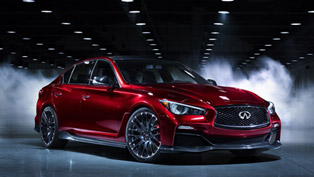 Infiniti To Debut Q50 Eau Rouge Prototype In Beijing [VIDEO]