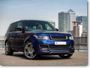Range Rover 600-LE Bali Blue Luxury Edition By Kahn Design