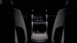 Land Rover Discovery Vision Concept [teaser]