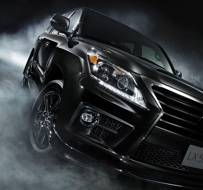 Lexus Lx 570 Supercharger Special Edition 450hp