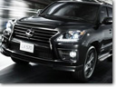Lexus LX 570 Supercharger Special Edition – 450HP