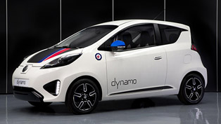 MG Dynamo Concept EV – 71HP and 155Nm