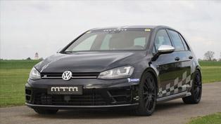 MTM Refines Volkswagen Golf 7 R 4Motion