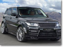 2014 Mansory Range Rover Sport Gets Full Carbon Fiber Treatment
