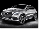 Mercedes-Benz Concept Coupe SUV rival of BMW X6