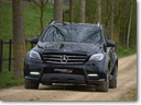 Mercedes-Benz ML63 Wide Body R By Expression Motorsport [VIDEO]