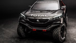 Peugeot 2008 DKR for 2015 Dakar Rally [video]