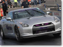 Extreme Turbo Systems Nissan GT-R - World Record 1/4 mile in 7.81 seconds [video]