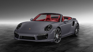 Porsche 911 Turbo Cabriolet by Porsche Exclusive