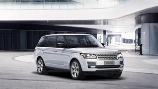 Range Rover Hybrid Long Wheelbase Debuts In Beijing
