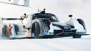 Jon Olsson with Rebellion R2K - Snow Drift [video]
