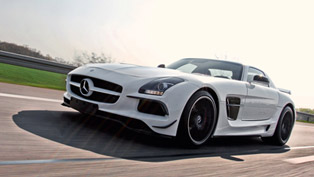 SGA Aerodynamics Customizes Mercedes-Benz SLS AMG