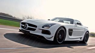 SGA Aerodynamics Customizes Mercedes-Benz SLS AMG