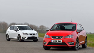 Seat Ibiza FR Edition Powered By 1.4 TSI ACT engine