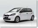 Skoda Citigo Active Pro and Expedition Editions