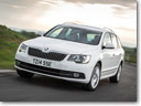 Skoda Introduces SE Business Range