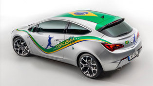 Vauxhall Goes To Rio With Astra Copacabana