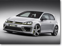 Volkswagen Shows Golf R 400 Concept Car