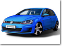 Volkswagen Golf VII GTI – AP Coilovers