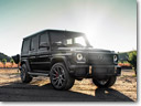 Vorsteiner Is Working On Mercedes-Benz G63 AMG