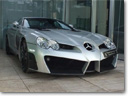Mansory Mercedes-Benz SLR Renovatio - Price €219,000