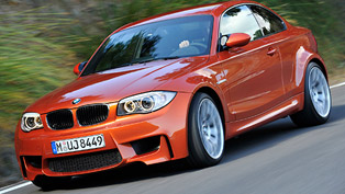 BMW 1-Series M-Power - 0-250 km/h [video]