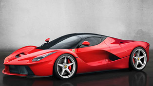 Ferrari LaFerrari - Test [video]