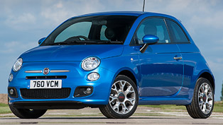 2014 Fiat 500 Facelift - Price £10,160