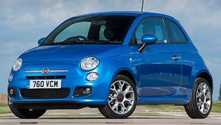 2014 fiat 500 facelift - price £10,160