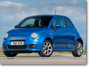 2014 Fiat 500 Facelift – Price £10,160