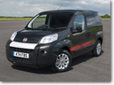 Fiat Fiorino – Best Light Van for 2014
