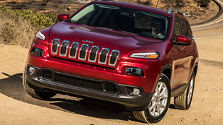 2014 Jeep Cherokee - Outdoor Activity Vehicle of the Year
