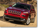 2014 Jeep Cherokee – Outdoor Activity Vehicle of the Year