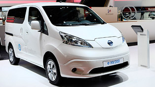 2014 Nissan e-NV200 - Price and Specs