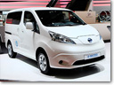 2014 Nissan e-NV200 – Price and Specs