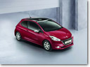 2014 Peugeot 208 Style Equipped With PureTech Engines