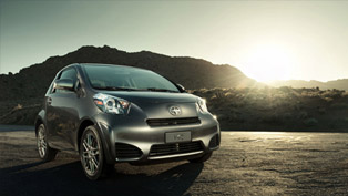 2014 Scion iQ Can Take Any Urban Challenge