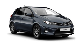2014 Toyota Auris Gets Icon Plus Grade