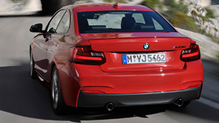 2014 BMW 2-Series M235i xDrive Coupe