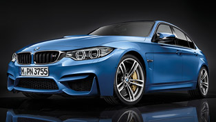 2014 BMW M3 F80 - 0-280 km/h [video]