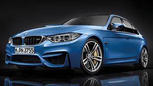 2014 BMW M3 F80 - 0-280 km/h [video]