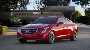 2015 Cadillac ATS Coupe Goes On Sale
