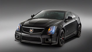 2015 Cadillac CTS-V Coupe Special Edition Celebrates V-Series